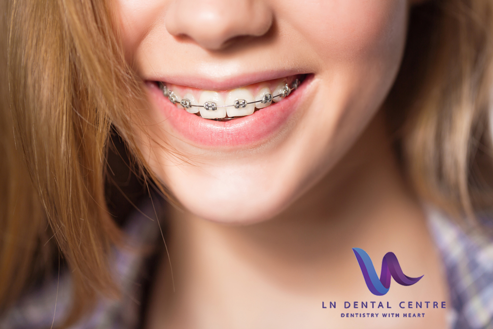 children's dentistry and braces