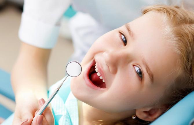 When Should My Child First See the Dentist?
