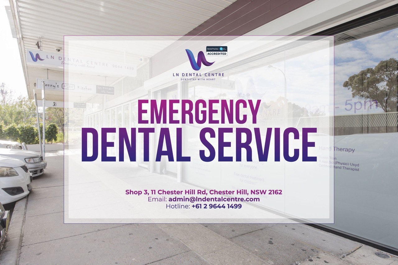 Looking for an emergency dentist?