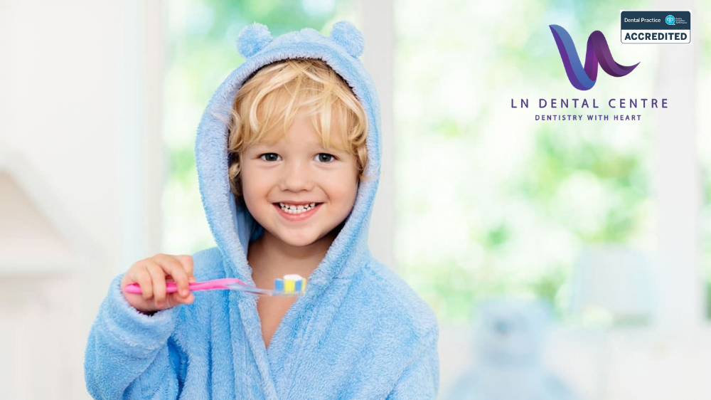 Proper Bottle Use and How to Keep Your Toddler's Teeth Healthy